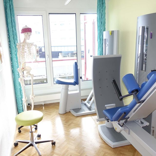 Physiotherapie, Physiptherapeut - PRO VITAL EICHHORN Physiotherapie in Schaffhausen